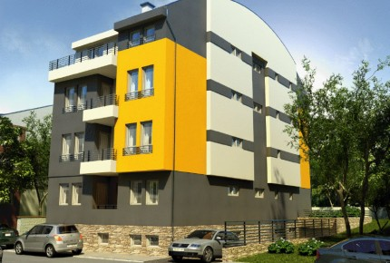 Project in Banjalučka street nr.5, Belgrade, apartments for sale