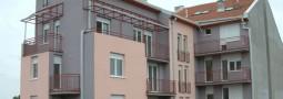Poslovno stambeni objekat u ulici Braće Ribnikar br.21, Novi Sad