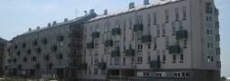 Stambeno poslovni objekat C3, u naselju Dr. Ivana Ribara, Novi Beograd