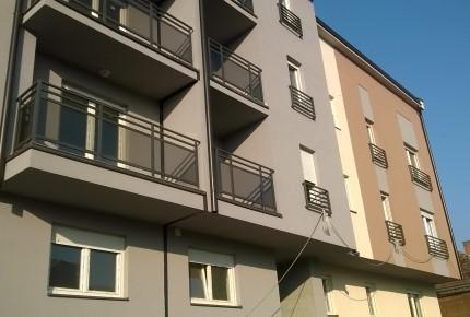 Objekat u Lazarevcu, ul. Zagorke Dragović, stanovi na prodaju