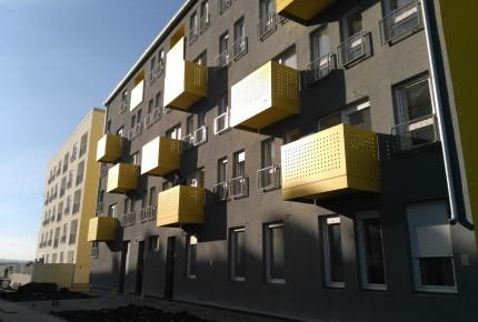 Objekat socijalnog stanovanja u naselju Ovča